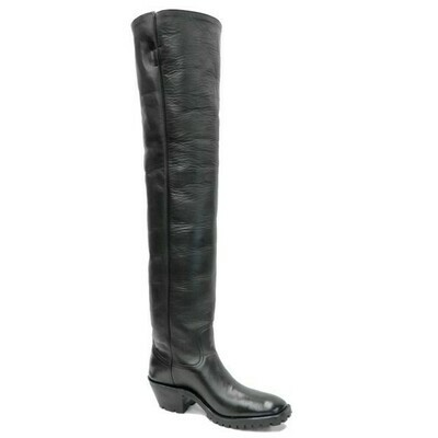 Thigh High Motorcycle Boots