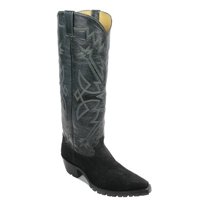 Rough Cut Motorcycle Boots