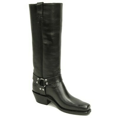 Custom Harness Motorcycle Boots