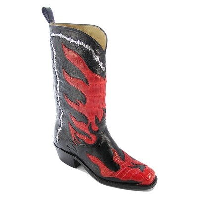 Fast Lane Motorcycle Boots