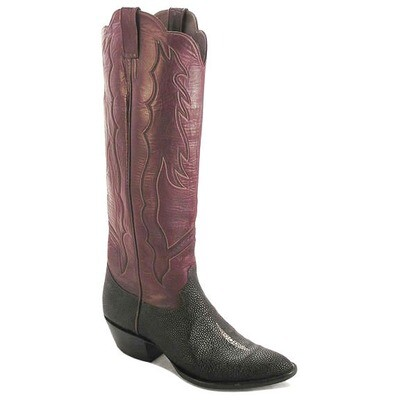 Stingray Tall Cowboy Boots