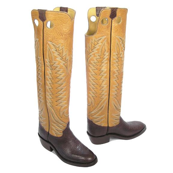CSSSA School Riding Cowboy Boots