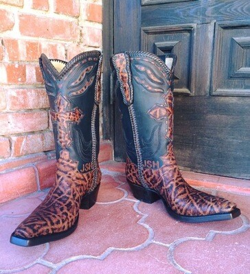 Southern Cross Cowboy Boots