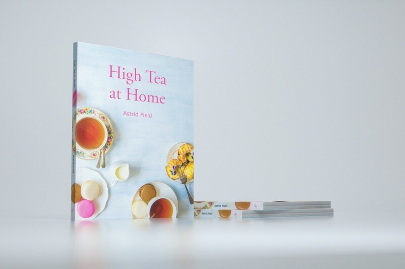 High tea at Home -  3 copies