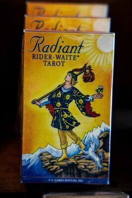 Radiant Rider Waite Tarot Deck