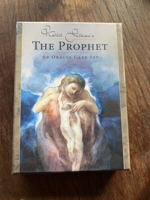 Kahlil Gibran The Prophet Oracle Deck