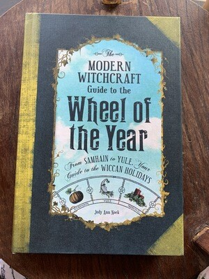 Modern Witchcraft Guide Wheel Of The Year