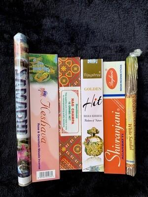 Meditation Incense Assortment