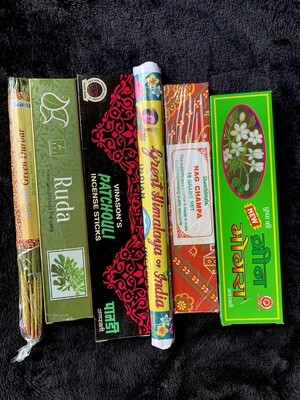 Incense Lovers Assortment