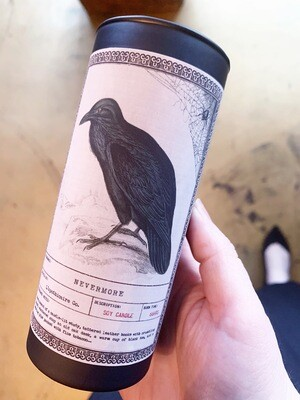 Noir Nevermore Candle