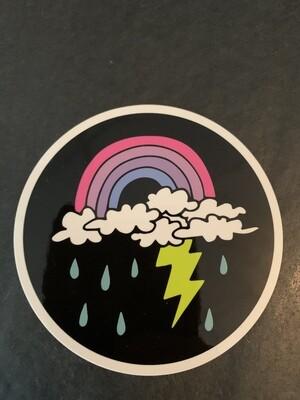 Strike Sticker