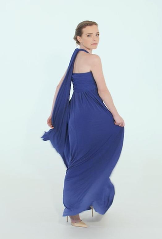 Wrap Dress - Black Friday - Royal Blue (Min 4 Pcs at R399 each)