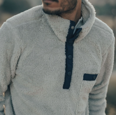 Henry Sherpa Men's Pullover