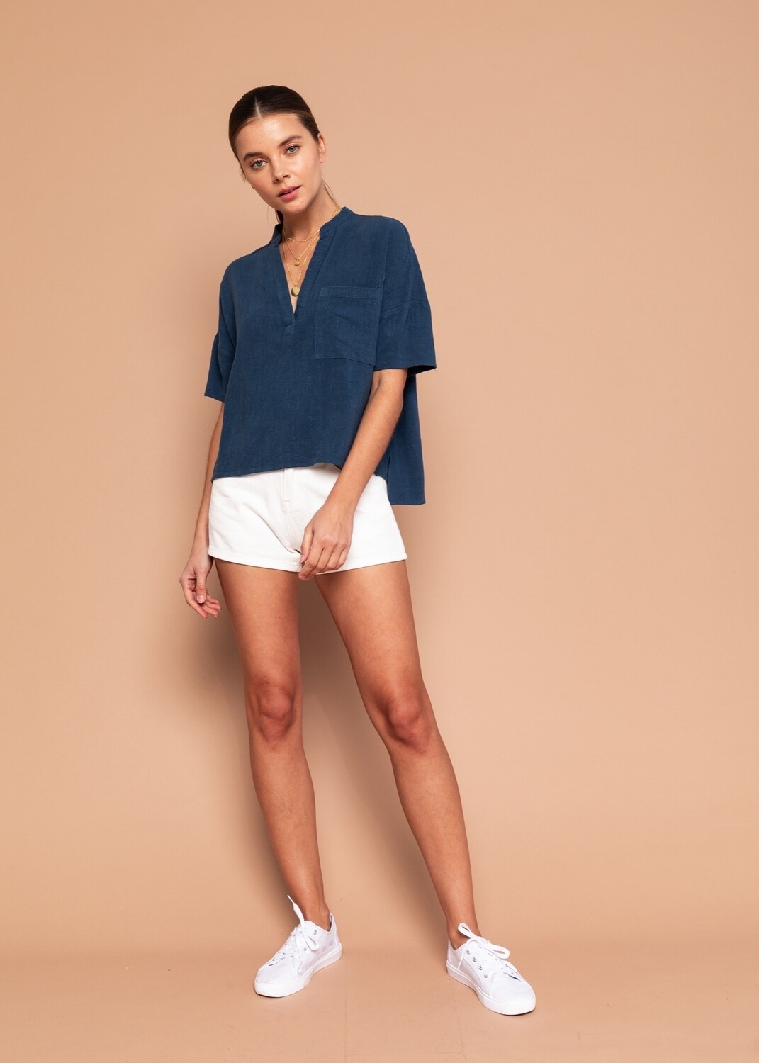 The Jessica Henley Top