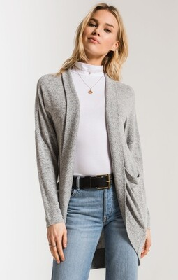 The Marled Sweater Knit Cocoon