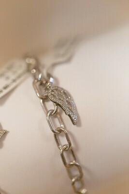 Ladies Angel Wings Pendant
