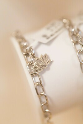 Ladies Lotus Pendant