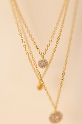 Right Round Necklace