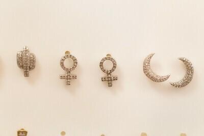 Ladies WS Earring E-5297-W