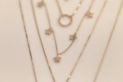 Pocketful of Stars Necklace