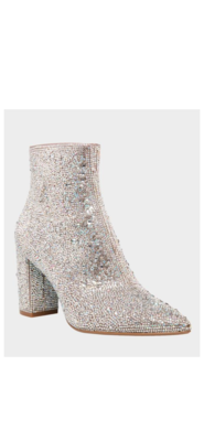 Bedazzled Shoe