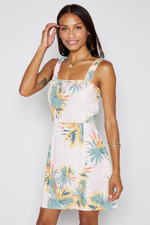Tropicali Linen Dress