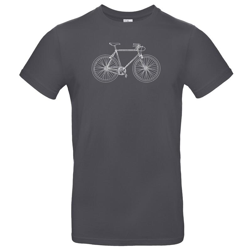 T-Shirt Fahrrad