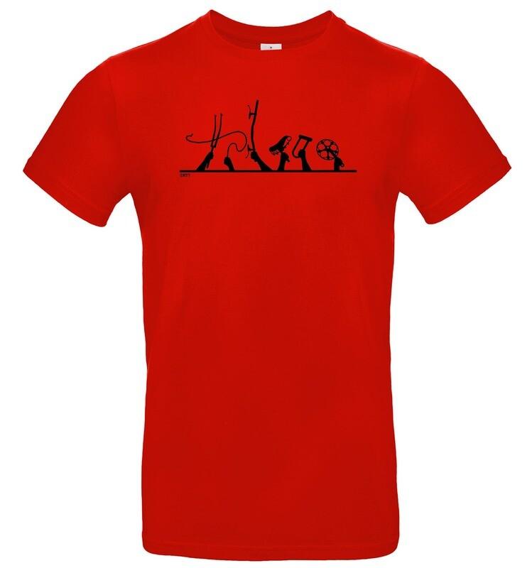 T-Shirt Critical Mass