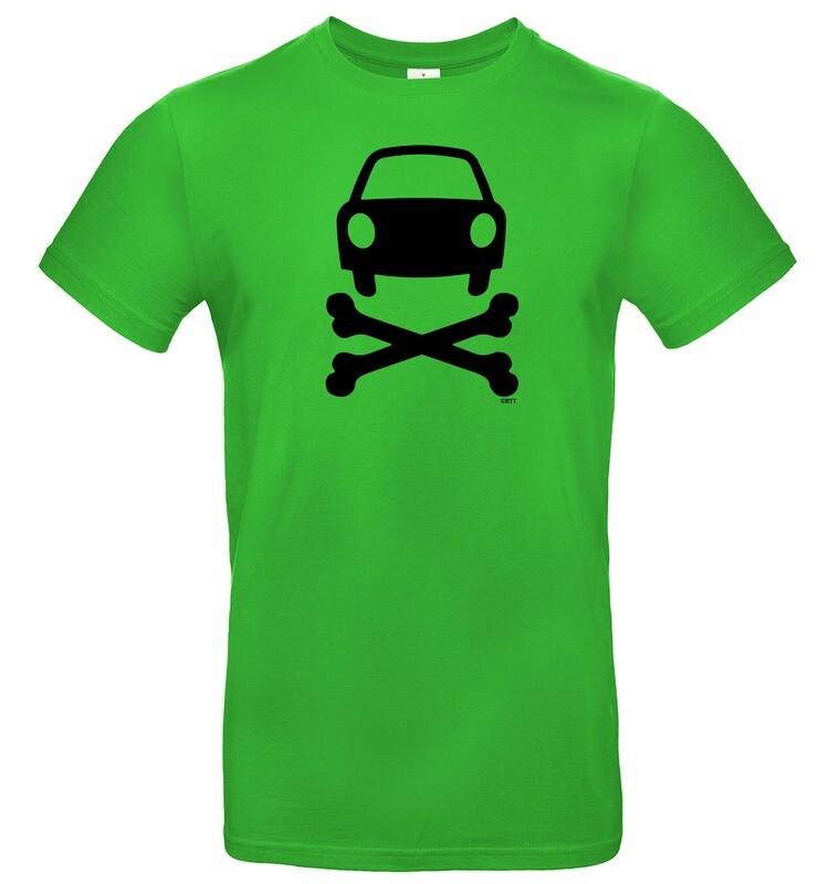 T-Shirt no car