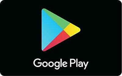 Google Play $10 Gift Card (SMS/Email Delivery)