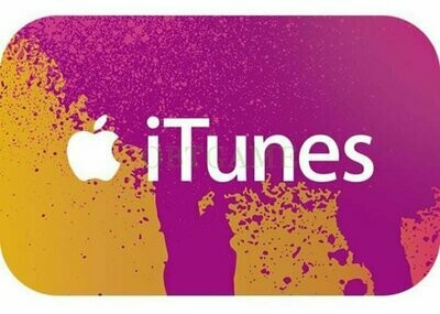 iTunes/App Store $100 Gift Card (SMS/Email Delivery)