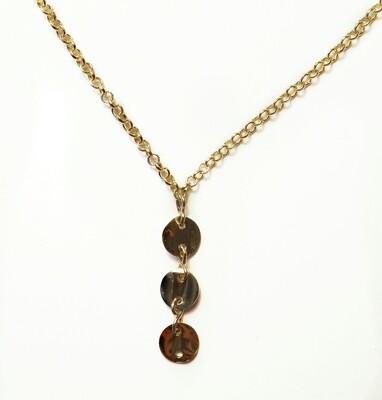 Three coun necklace