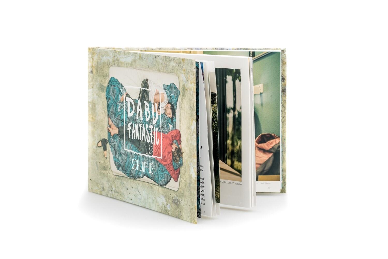 Buch «Schlaf Us»inkl. Album
