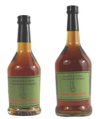 Hereford & Ludlow Cider Brandy: Oaked Cider Spirit