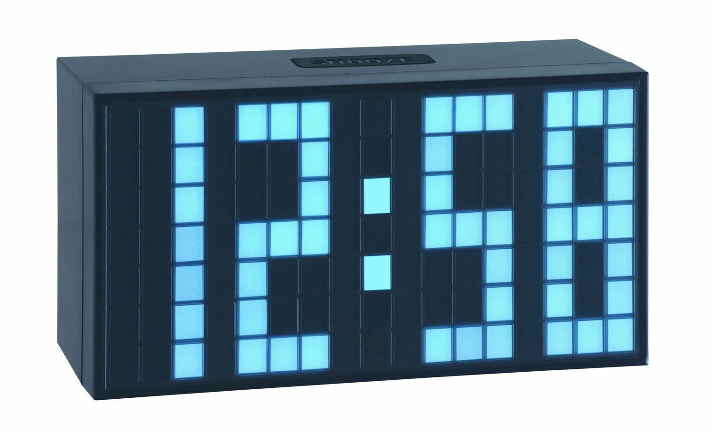 Digitaler Wecker Time Block