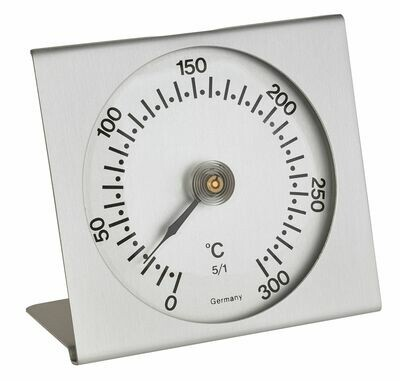 Backofenthermometer aus Edelstahl
