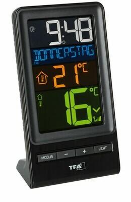 Funk-Thermometer SPIRA