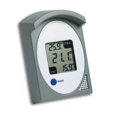 Digitales Thermometer für Innen und Aussen TFA 30.1017