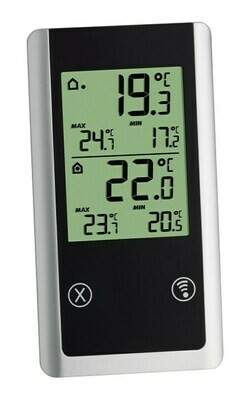 Funk-Thermometer JOKER