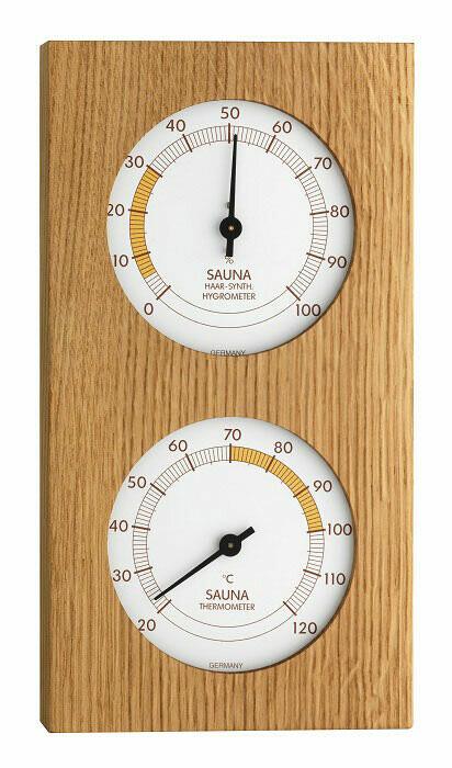 Sauna-Thermo-Hygrometer TFA 40.1052.01