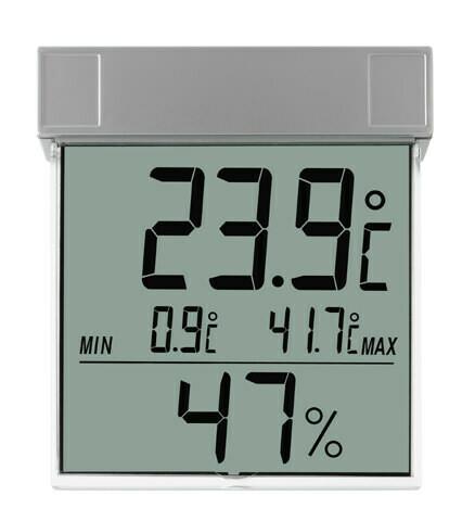 Fensterthermometer Vision mit Hygrometer TFA 30.5020