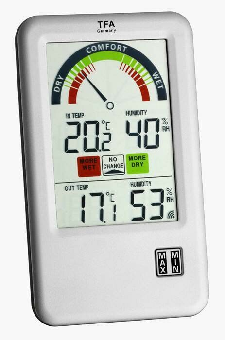 Funk-Thermo-Hygrometer BEL AIR