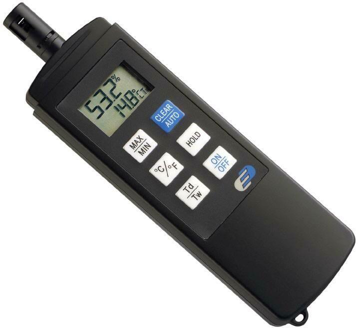 Profi-Hygrometer Dewpoint Pro H 560