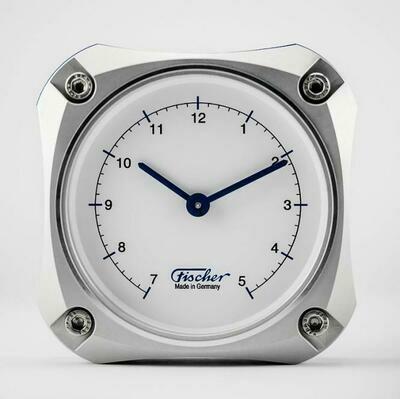 Cockpit Uhr Silver Edition