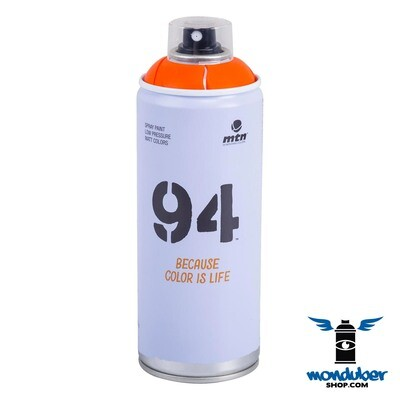 Spray MTN 94 - Naranjas - 400ml