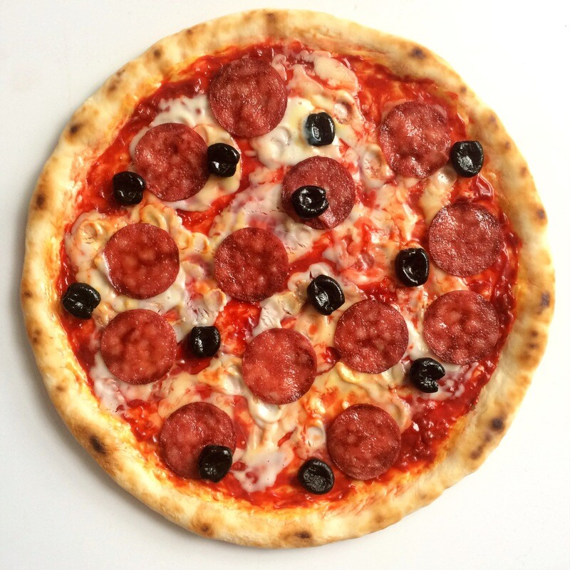 Муляж пиццы