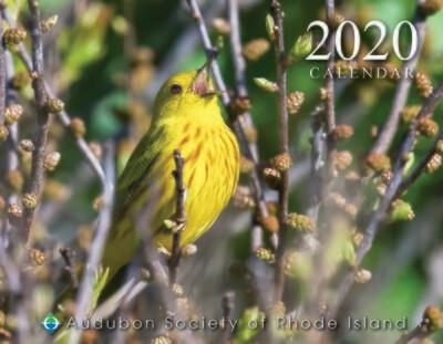 2020 Audubon Society of Rhode Island Calendar