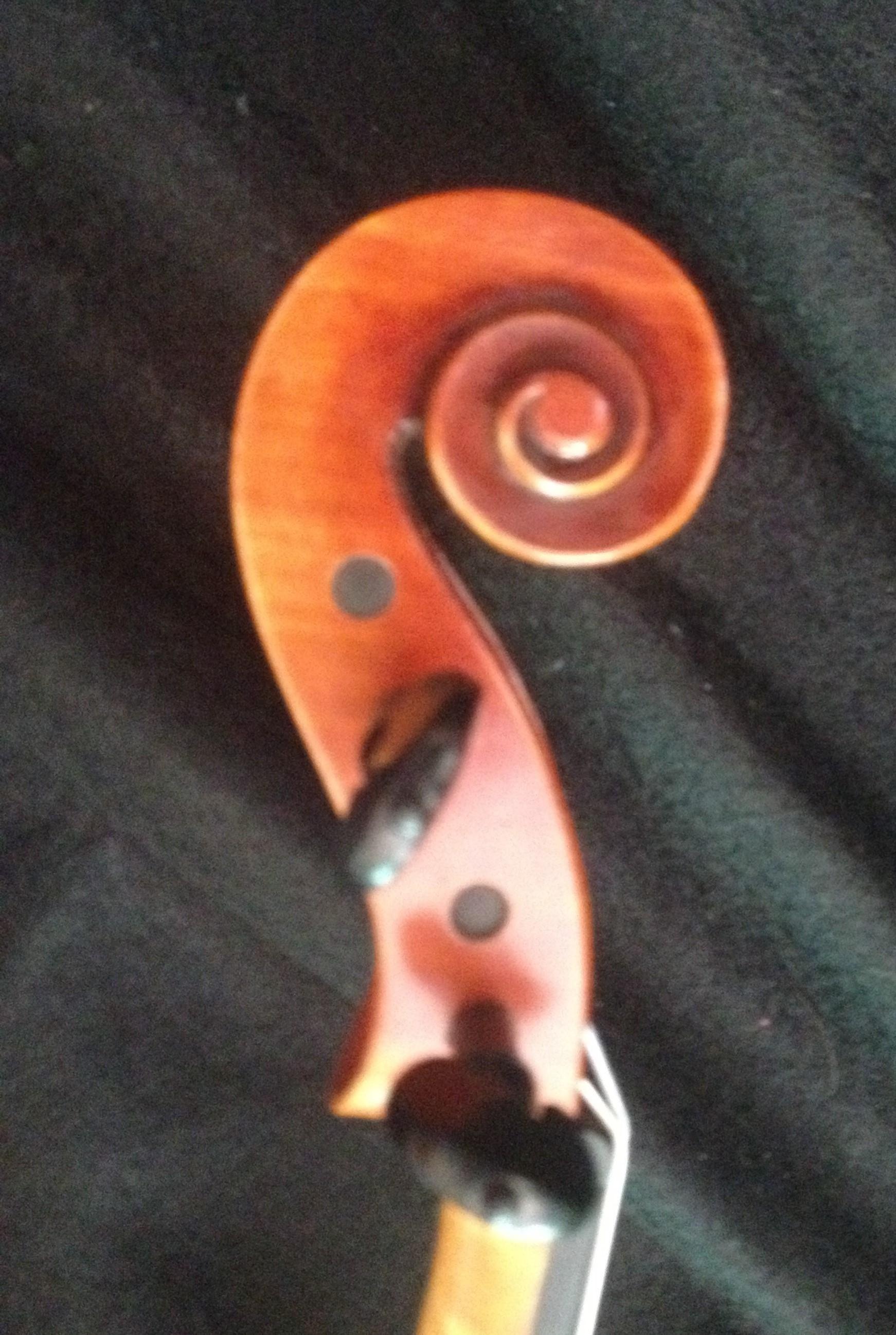 Scott Cao STV 850 Violin Outfit
