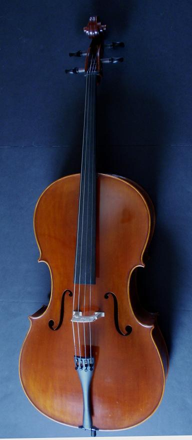 Vivo Mirecourt Cello Outfit