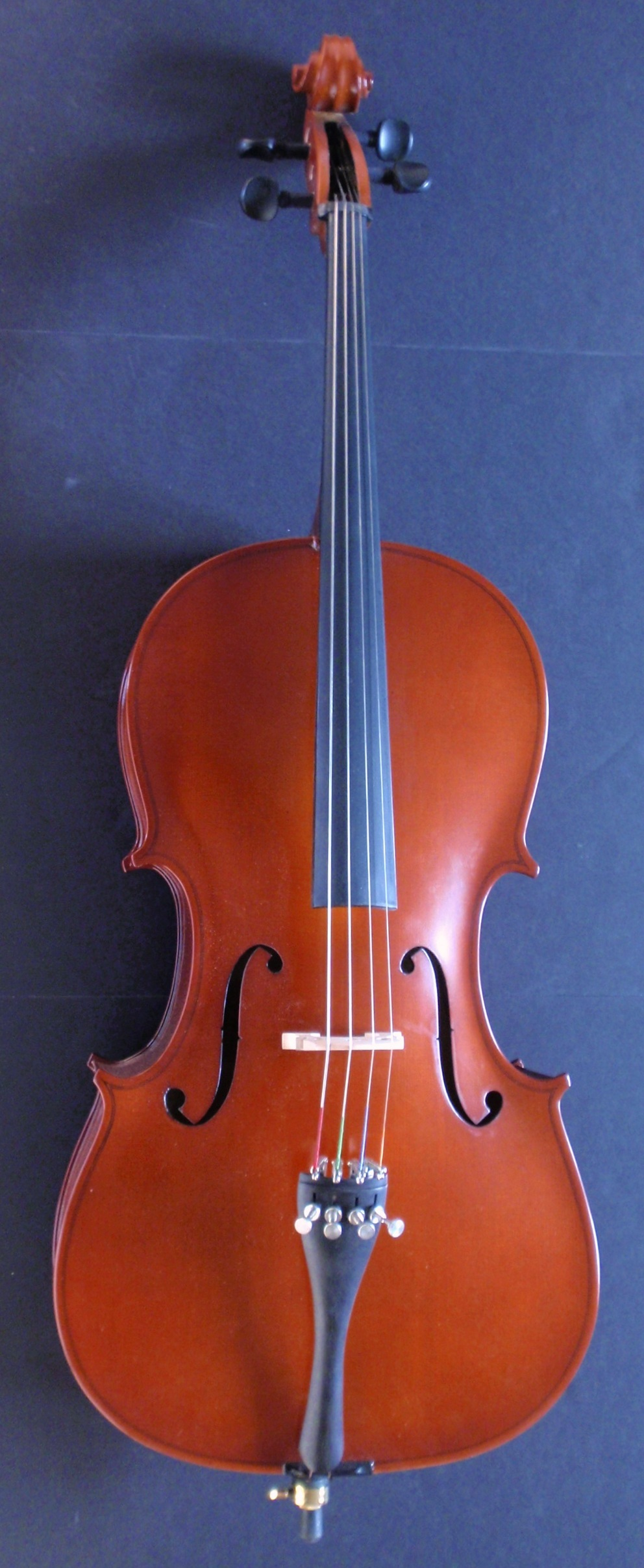 Antonius Cello Frontview
